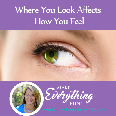 Where You Look Affects How You Feel