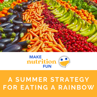A Summer Strategy for Eating a Rainbow