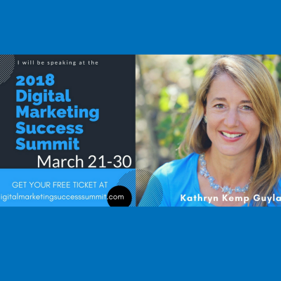 Grab Your Free Ticket to the Digital Marketing Success Summit
