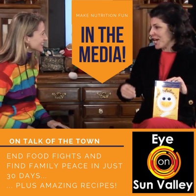 Make Nutrition Fun with Family Friendly Recipes (TV Interview)