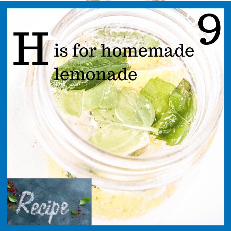 H lemonade