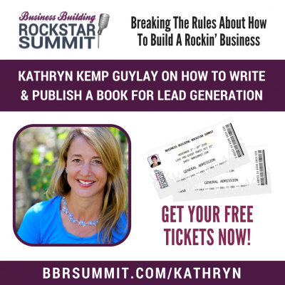 My Invitation to You- Free Business Building Rockstar Summit