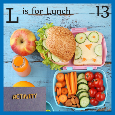 Healthy Back to School Lunches- Oh My!