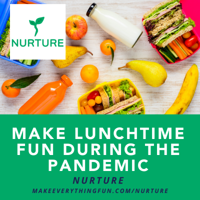 Make Lunchtime Fun During the Pandemic