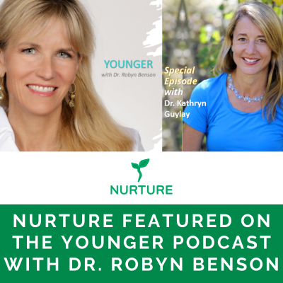 Nurture Featured on the Younger Podcast