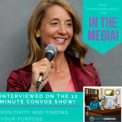 Positivity and Finding your Purpose (Interview with Engel Jones)