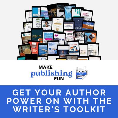 Author Power ON – The Writer's Toolkit