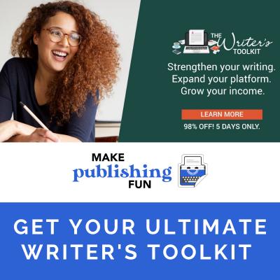 Ultimate Writer's Tool Kit (FREE Resources)