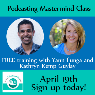 Join Us on a Podcast Mastermind Session