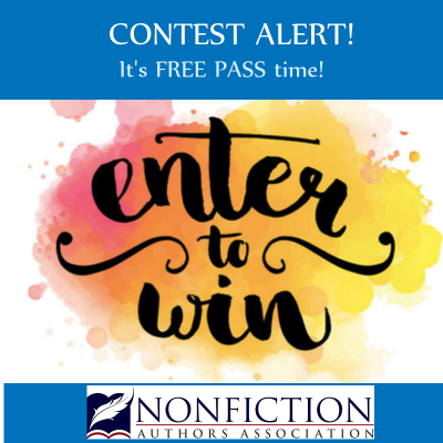 Enter to Win a FREE Ticket to the 9th Annual Nonfiction Writers Conference