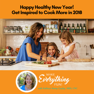 Get Inspired to Cook More at Home in the New Year