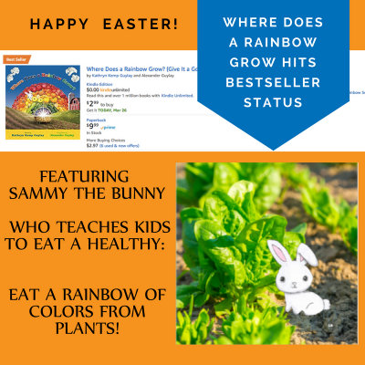 Eat a Rainbow with Sammy the Bunny