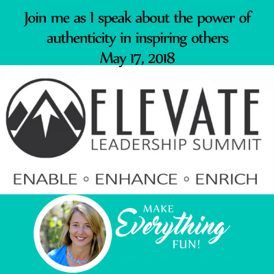 Join Me at the Elevate Leadership Summit on May 17
