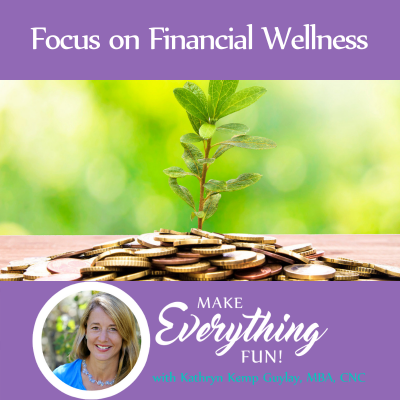 Focus on Financial Wellness in the New Year