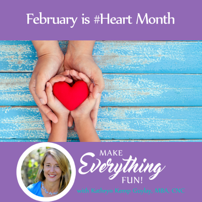 How to Be Good to Your Heart for National Heart Month