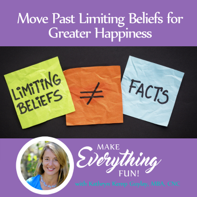 What are Limiting Beliefs? How to Move Past them for Greater Happiness