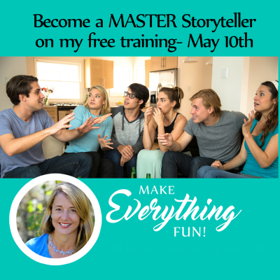 Become a Master Storyteller on this Free Online Training