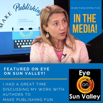 Make Publishing Fun with Author Friendly Resources (TV Interview)