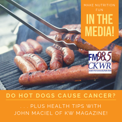 Do Hot Dogs Cause Cancer?