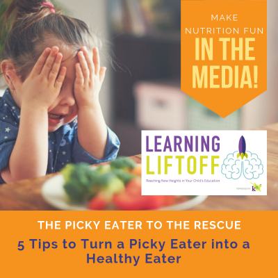 The Picky Eater to the Rescue (Guest Article for Learning Liftoff)