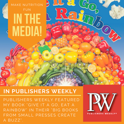 Create a Healthier World with Books (Article in Publishers Weekly)