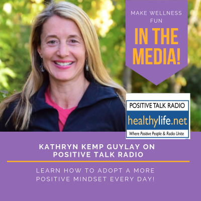 Talking with Positivity on Positive Talk Radio