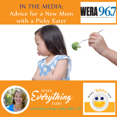 Advice for a New Mom with a Picky Eater