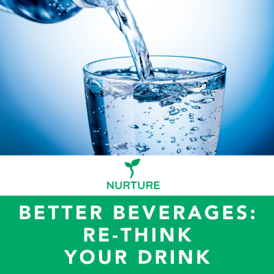 Better Beverages: Re-Think Your Drink