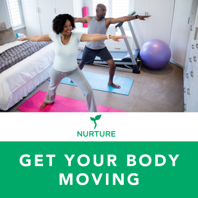 In Balance: Get Your Body Moving