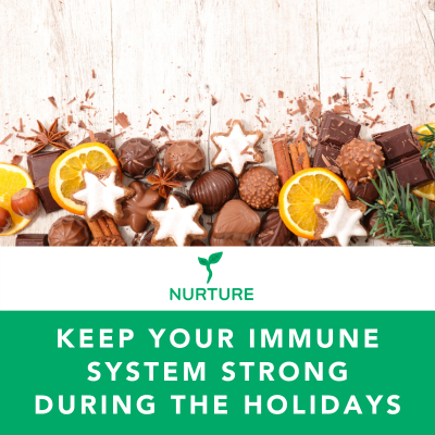 Keep Your Immune System Strong During the Holidays