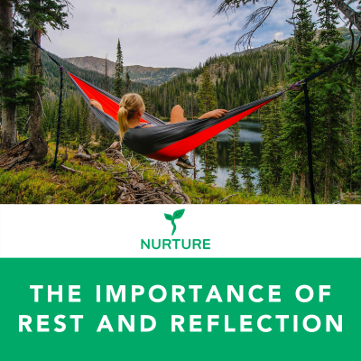The Importance of Rest and Reflection