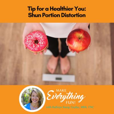 Shun Portion Distortion