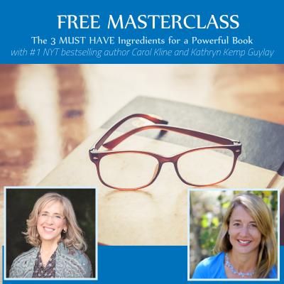 Master Class with Carol Kline
