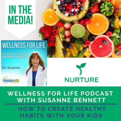 Interview on Wellness for Life Podcast (Radio MD)